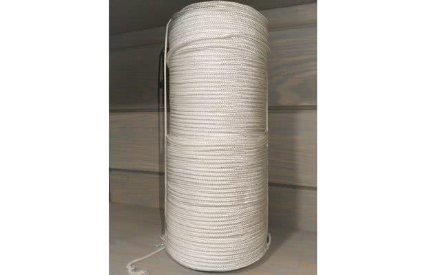1104Кремнеземный шнур уплотнительный, термостойкий