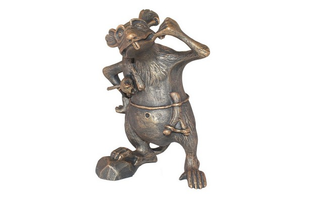 Статуэтка «Крыса-разбойник»