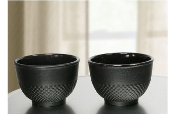 Чугунные чашки (пиалы) для чая