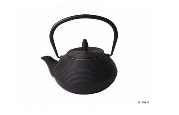 Заварочный чайник с ситечком с узором