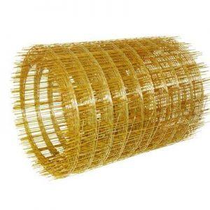 Слайд #1 | Стеклопластиковая сетка 100x100x2
