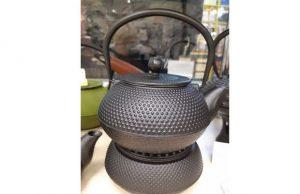 Слайд #1 | Заварочный чайник с ситечком (1,5 л)