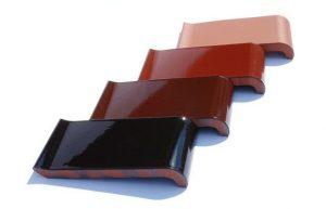 Слайд #5 | Керамический клинкерный отлив ZCB Красный 16 см