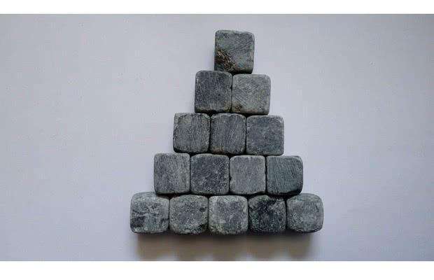 Камни для охлаждения напитков талькохлорит