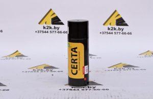 Слайд #1 | Термостойкая эмаль аэрозоль CERTA
