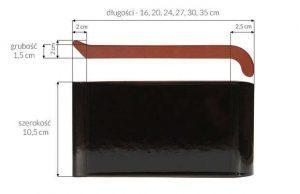 Слайд #2 | Керамический клинкерный отлив ZCB Коричнево-чёрный