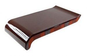 Слайд #1 | Керамический клинкерный отлив ZCB Шоколад 16 см