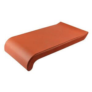 Керамический клинкерный отлив ZCB Красный