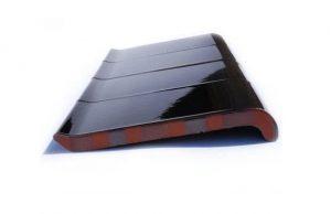 Слайд #3 | Керамический клинкерный отлив ZCB Коричнево-чёрный