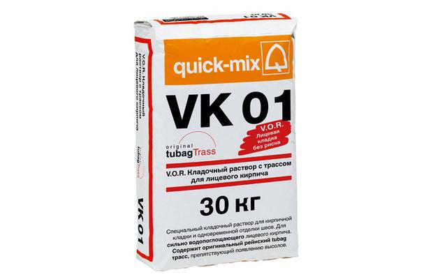 3346Кладочный раствор Quick Mix