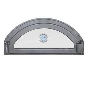 Дверца для хлебной камеры с термометром и стеклом Pizza 8, 8T