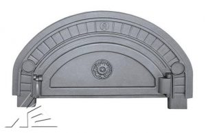 Слайд #1 | Арка с дверцей для выпекания пиццы