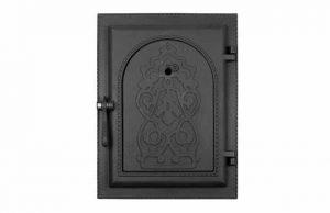 Слайд #1 | Дверка каминная уплотненная крашеная ДКУ-9