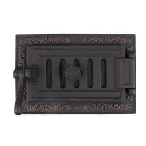 Слайд #1 | Дверка поддувальная герметичная Очаг ДПГ-2Е