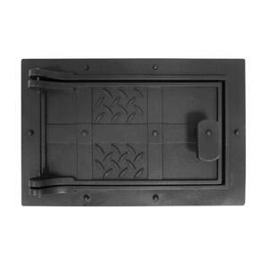 Дверка поддувальная уплотненная ДПУ-2Д