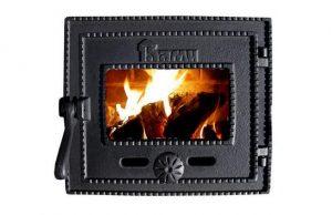 Слайд #1 | Дверка топочная герметичная Ками ДТГ-3БС