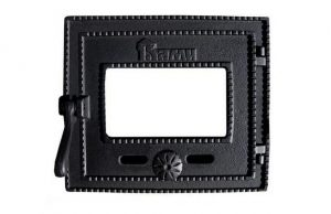 Слайд #2 | Дверка топочная герметичная Ками ДТГ-3БС