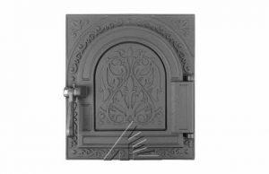 Слайд #2 | Дверца топочная герметичная «Очаг-2» крашеная ДТГ-11