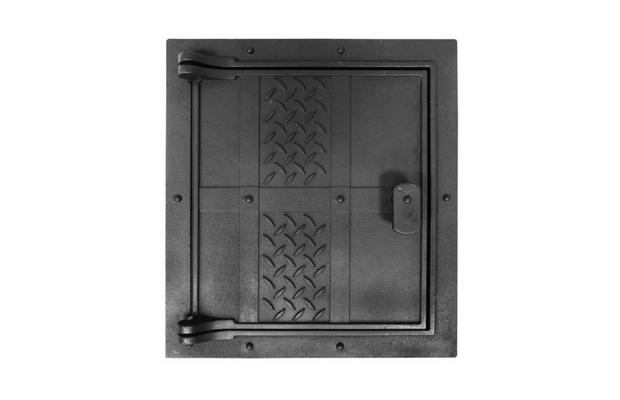 Дверка топочная уплотненная ДТУ-4Д