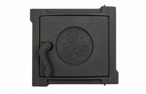 Слайд #1 | Дверка топочная уплотненная ДТУ-3А