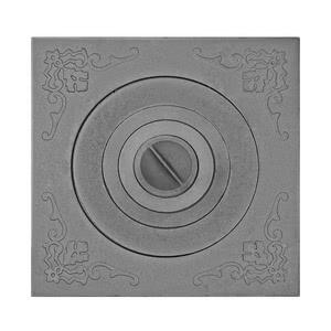 Плита с одним отверстием для конфорок под казан 8-10л. П1-5