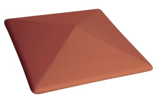 4927Колпак клинкерный King Klinker Рубиновый красный