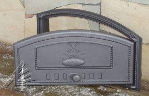 Слайд #1 | Дверка топочная DCH2-P