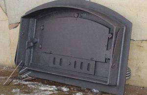 Слайд #3 | Дверка топочная DCH2-P