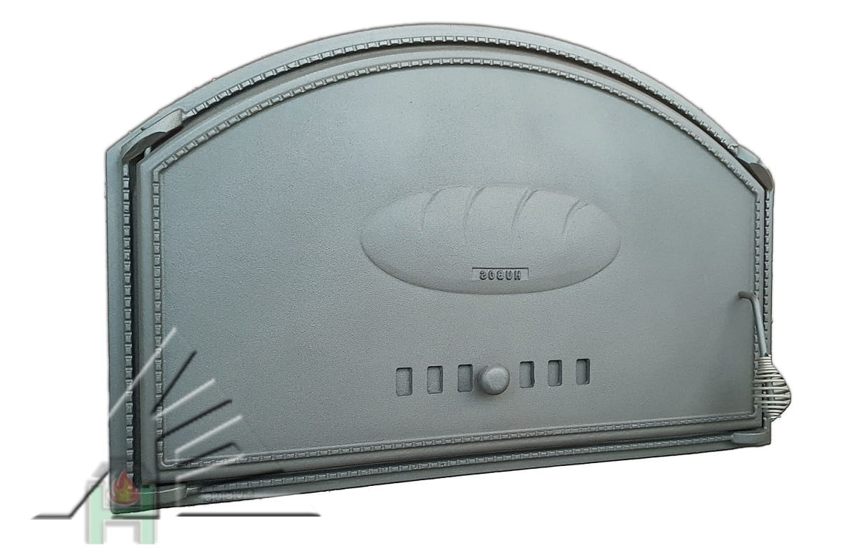 Дверка топочная DCHD1, DCHD2 литая