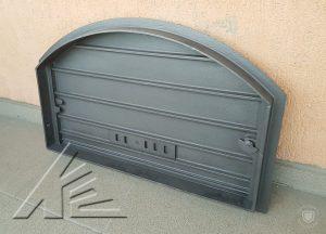Слайд #4 | Дверка топочная DCHD1, DCHD2 литая