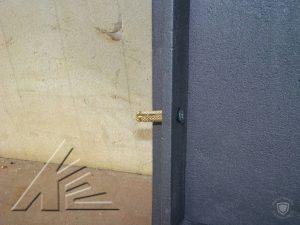 Слайд #6 | Дверка топочная DCHD1, DCHD2 литая