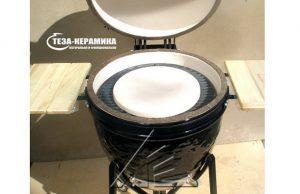 Слайд #2 | Керамический гриль-яйцо большой 47 см