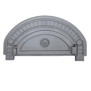 Арка с дверцей для выпекания пиццы