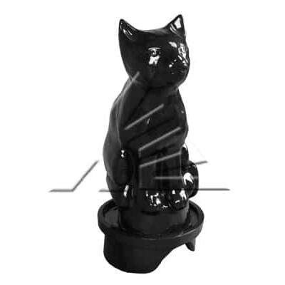 Статуя «Кот объемный»