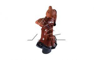 Слайд #1 | Статуя «Лунатик»