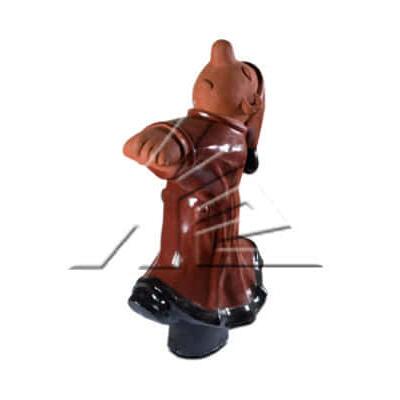 Статуя «Лунатик»