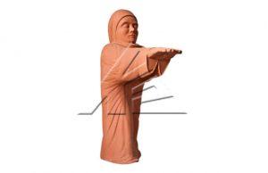 Слайд #1 | Статуя «Лунатик однотонный»
