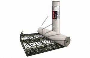 Слайд #1 | Мембрана гидроизоляционная Decker eXXtra