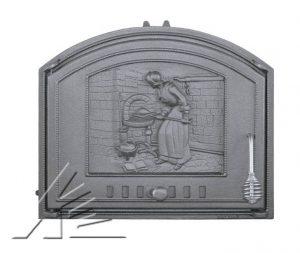 Слайд #1 | Дверка топочная DCHS1, DCHS2 Piekarka