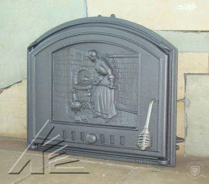 Слайд #2 | Дверка топочная DCHS1, DCHS2 Piekarka