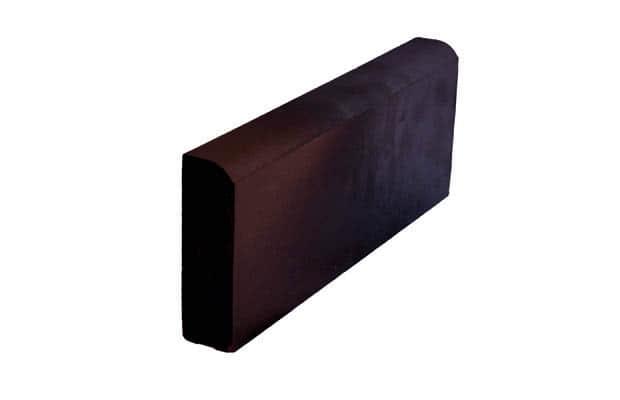 5243Бордюр клинкерный Коричневый с оттенком