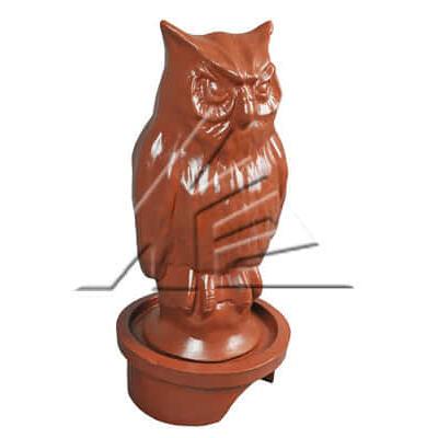 Статуя «Сова объемная»