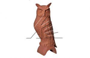 Слайд #1 | Статуя «Сова малая»