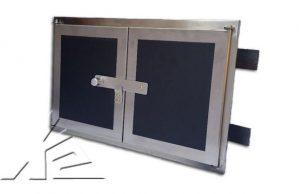 Слайд #1 | Дверка для хлебной камеры (сталь)