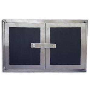 5691Дверка для хлебной камеры (сталь)