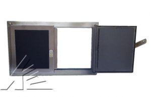 Слайд #3 | Дверка для хлебной камеры (сталь)
