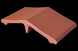 Слайд #1 | Соединительная шляпа King Klinker рубиновый красный