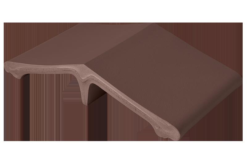Соединительная шляпа King Klinker натуральный коричневый