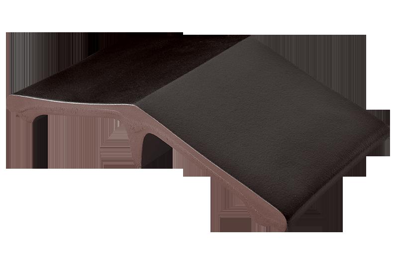 6260Соединительная шляпа King Klinker вулканический черный