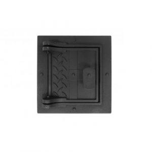 Слайд #1 | Дверка поддувальная уплотненная ДПУ-1Д